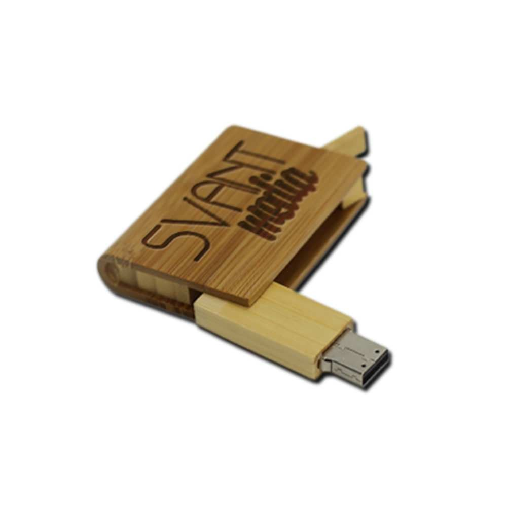 Wood Block USB