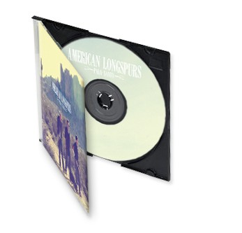 Slim Line CD Packaging