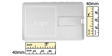 printing margin template for iCard USB