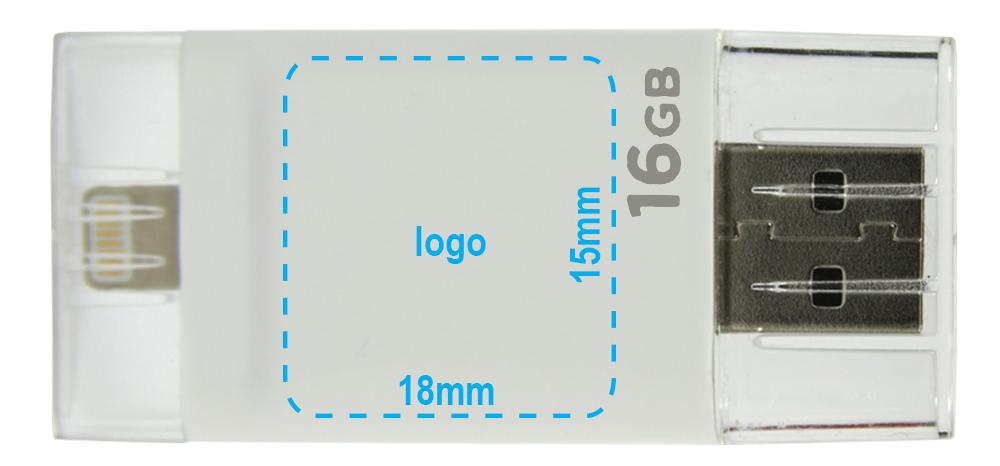 iFlash Print Dimensions